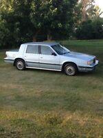 1989 Chrysler Other Sedan