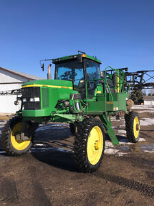 1999 John deere 4700 sprayer