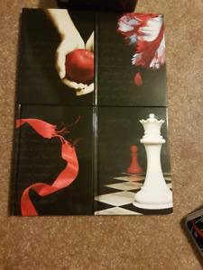Twilight collector journals