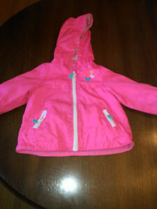 Girls Jackets and clothes - 12-18 months