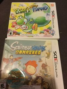 3DS GAMES! TRADE OR SELL Kitchener / Waterloo Kitchener Area image 1