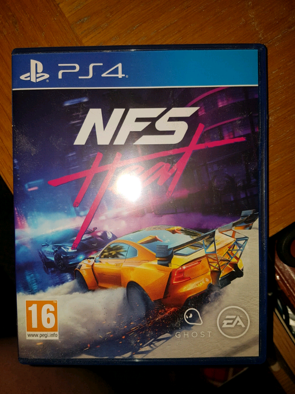 Need For Speed Heat Payback Ps4 In Nottingham