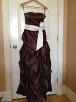 Prom/bridesmaid dress size 10/12