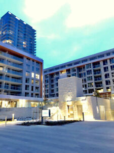 Brand New Luxury 2 br+den in W1 by Concord Pacific