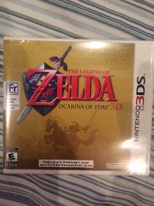 Zelda ocarina of time - starfox 64- donkey kong country returns