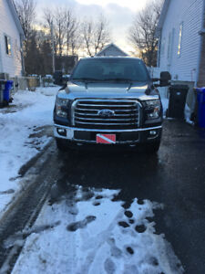 2016 Ford F-150 Tissus Camionnette