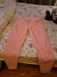 Women's Size Extea Small Pink Chords