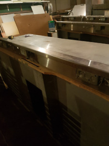 Wet & Dry Back Bar     $2900.00 OBO
