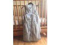 Baby Dior sleeping bags