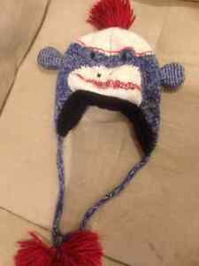 Adult monkey hat
