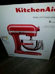 Brand New Inbox KitchenAid Pro 600 Stand Mixer with Food Grinder