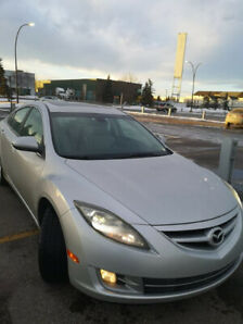 2009 Mazda 6i GT fully loaded, top trim level, BOSE SOUND SYSTEM