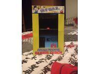 Fix It Felix Jr Arcade Machine Alarm Clock (Rare)