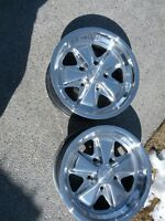 Porsche Fuchs wheels / rims