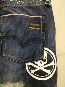 Rare Levis Fenom Mastermind jeans Made in Japan size 34 $400obo