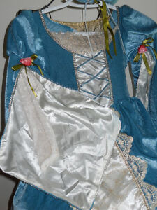 Girls Medieval Costume size 5-6 years Prince George British Columbia image 2