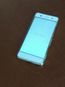 Sony XPERIA FA (F3113)  blanc