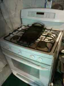 "30"" convection propane range stove and oven"