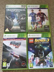 Bundle Xbox 360 games