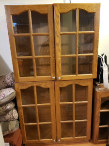 FOR SALE: kitchen cabinets