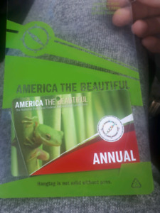 American annual national parks pass expires next oct!