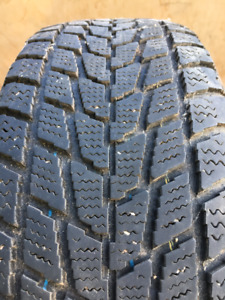 Winter Tires- 195/65R15- SOLD