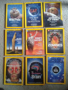 34 National Geographic Magazines for Sale London Ontario image 2