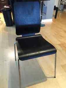 Ikea Vilmar Chair ( Black Brown)