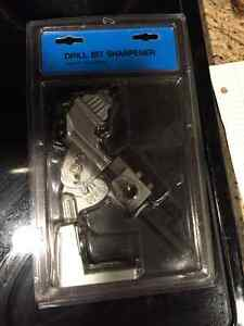 Drill Bit Sharpener - Brand New