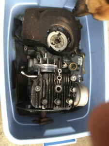 lawn mower motor parts