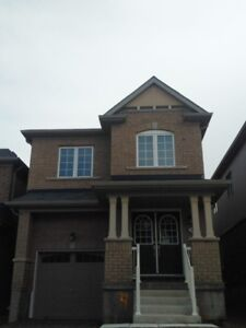 Brand New 4 Bedroom Detached House for Rent in Caledonia, ON