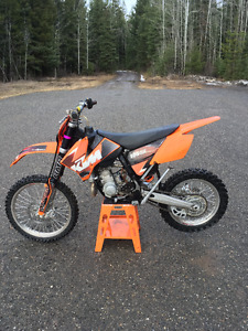 2008 KTM 105SX for sale