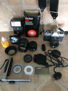Fujica st 801 Camera