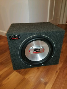 Mtx 10 Sub Kijiji In Ontario Buy Sell Save With Canadas 1