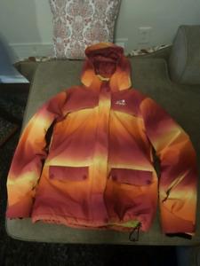 Liquid Snowboard Jacket (Women's Small)