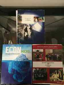 First year SLC Business Textbooks