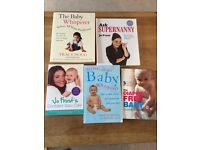 Parenting books - £3 for all / £1 each