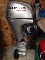 Honda 9.9 elec hi thrust