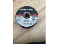Cutting disc 115x3x22.2mm