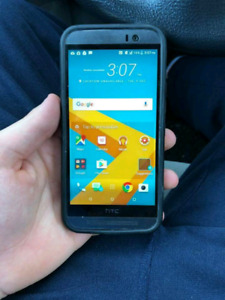 HTC One M9 32GB factory unlocked works perfectly except camera