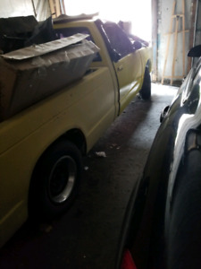 Chevy s10 long box
