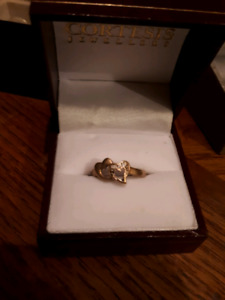 Real Gold and silver rings for sale