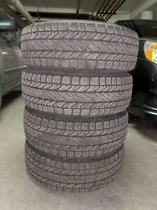 4xUSED Winter Tires For Sale - BF Goodrich 205 60 16 92S on RIMS