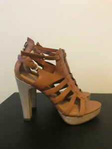 **GUESS SUMMER GLADIATOR PUMPS** Casual or Dressy...
