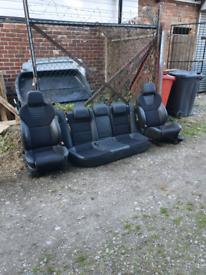 Vectra vxr seats