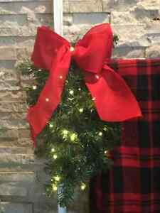 Holiday / Christmas Decor -- Rustic Blanket Ladder London Ontario image 2