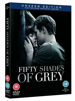 Fifty Shades of Grey: The Unseen Edition  (2015) Jennifer Ehle NewDVD