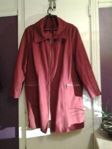 1 Manteau D'hiver à vendre et 1manteau d'automne