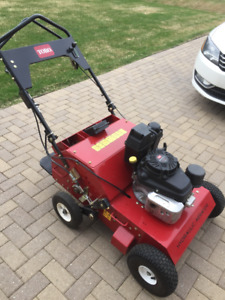 TORO COMMERCIAL AERATOR EXCELLENT CONDITION $2500
