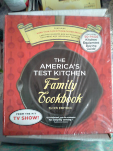 The America's test kitchen-family cookbook